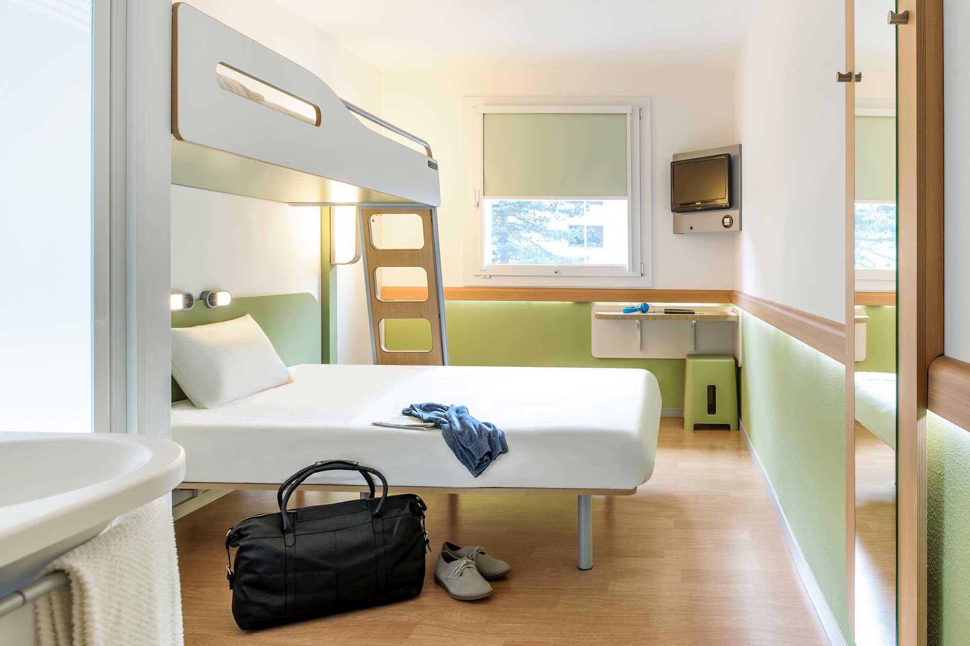 Investeer in hotelvastgoed in ibis airport oostende - Chambre hotel ibis budget ...