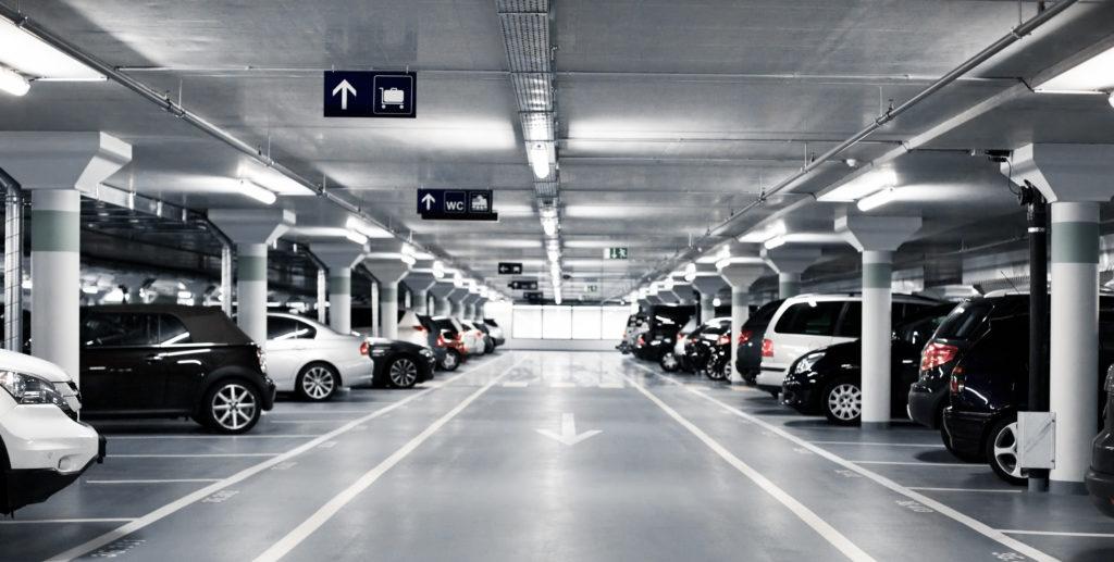 investeren in parkings