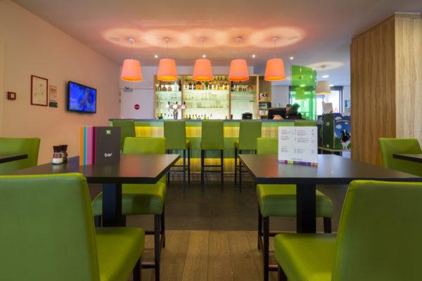 Ibis Styles Zeebrugge restaurant