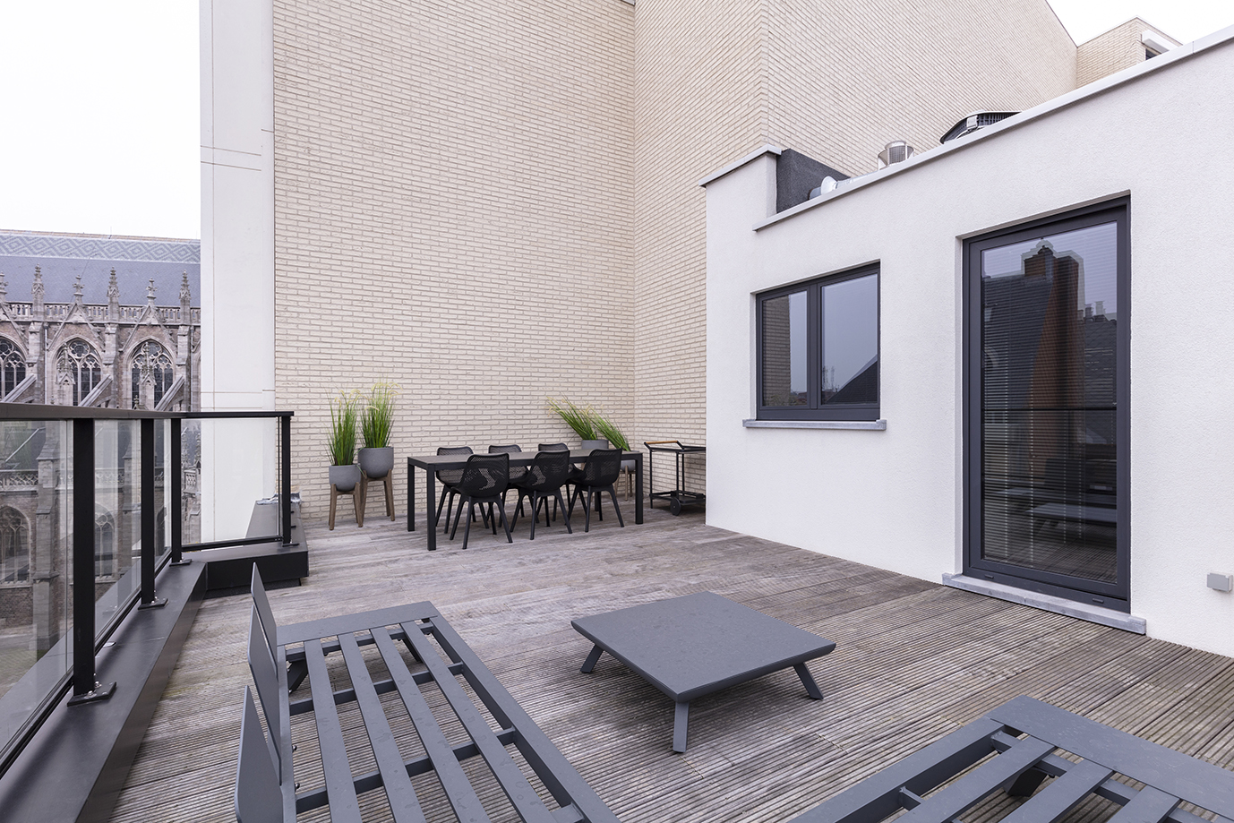 Penthouse in Oostende