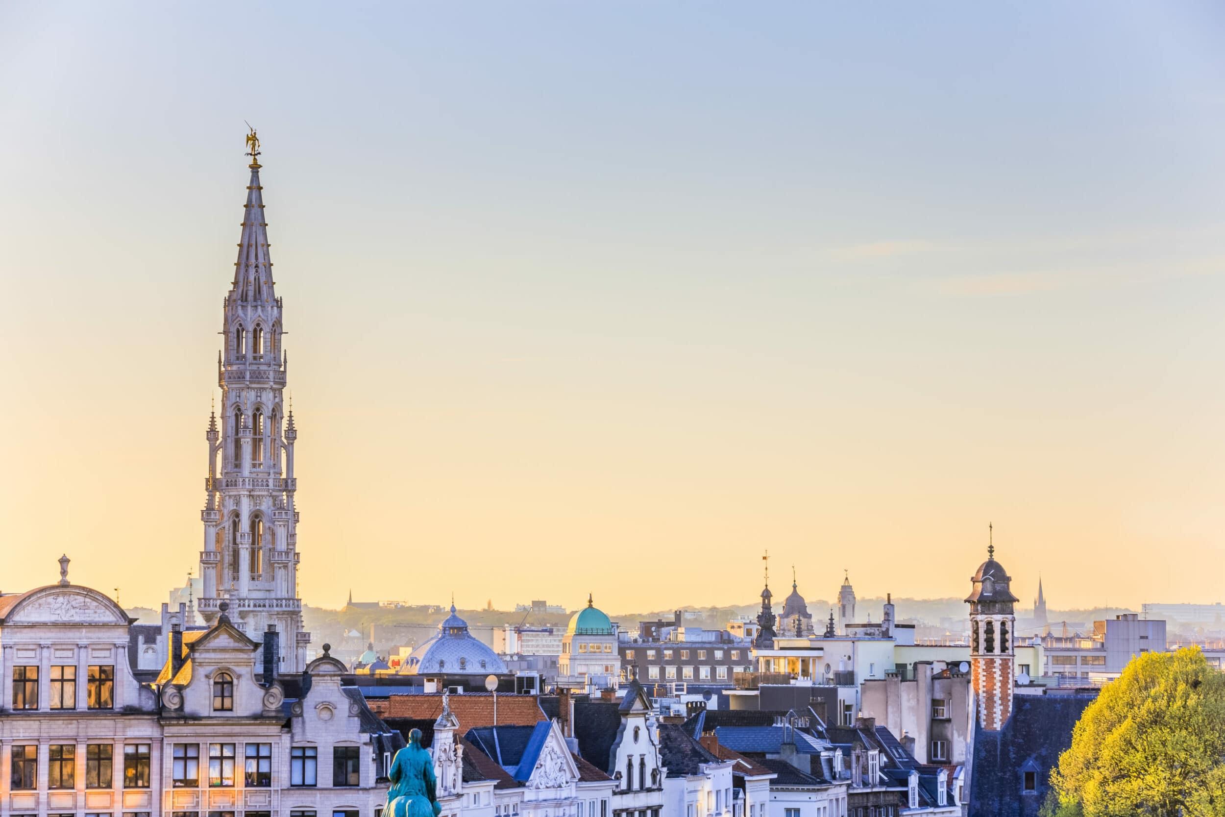 Waar investeren in vastgoed? Centrum Brussel - Chateau Residenties