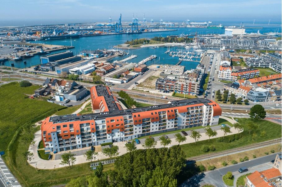 uitbreiding ibis Styles Zeebrugge